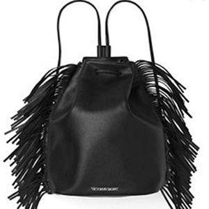 Victoria's Secret fringe backpack